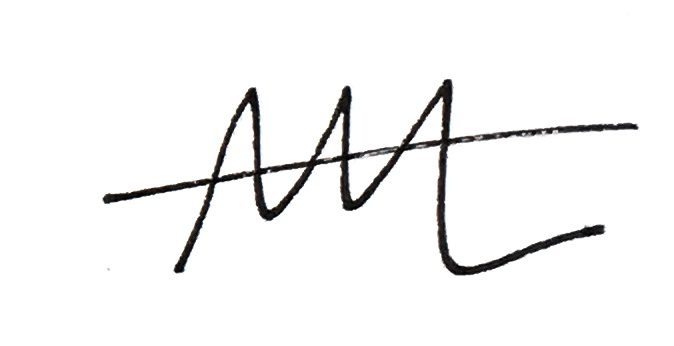 MONICA LARSSON Logo